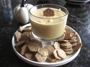 Pumpkin Mousse Dip
