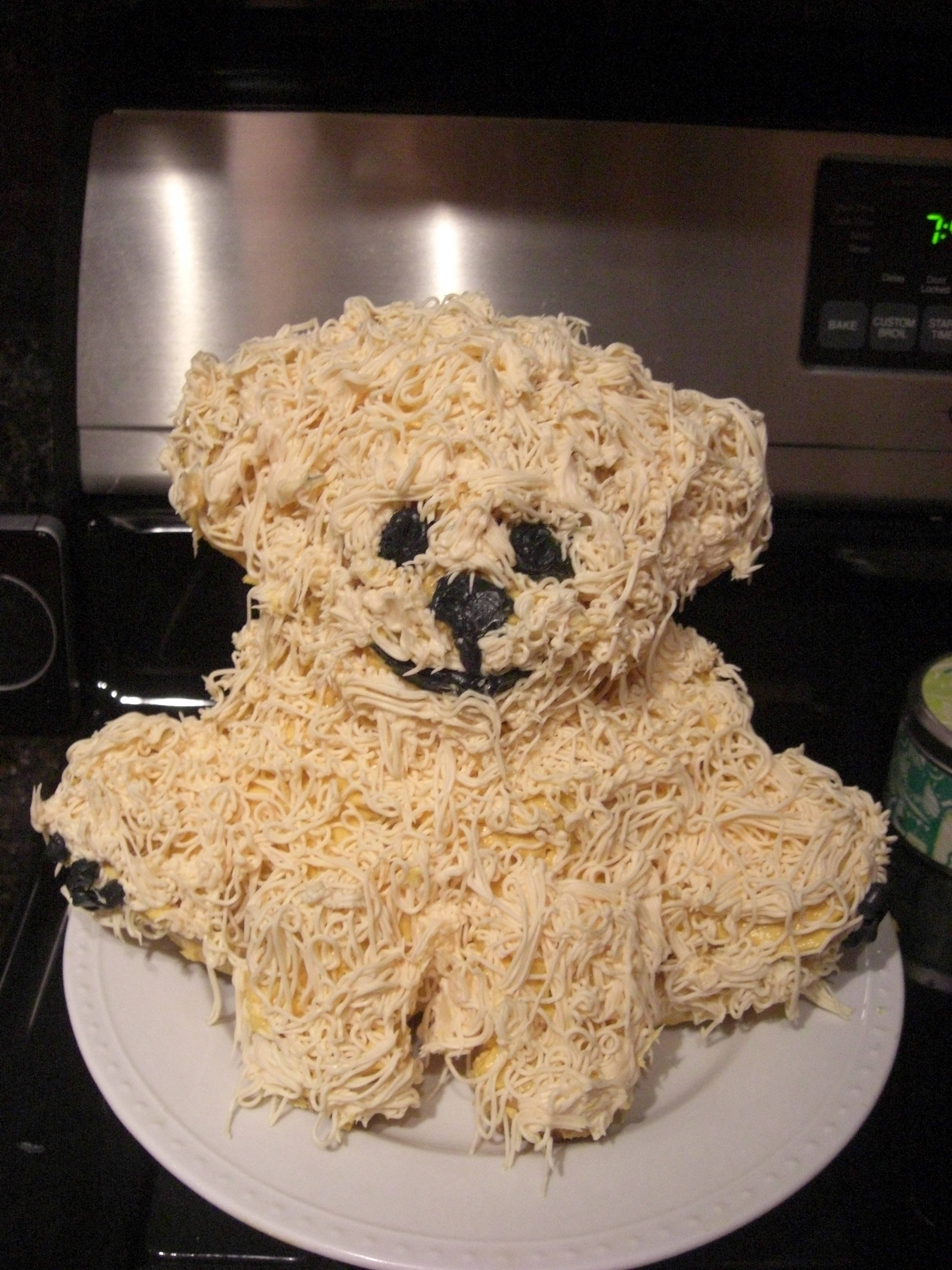 What Can I Bake A Doggy Cake For My Puppy