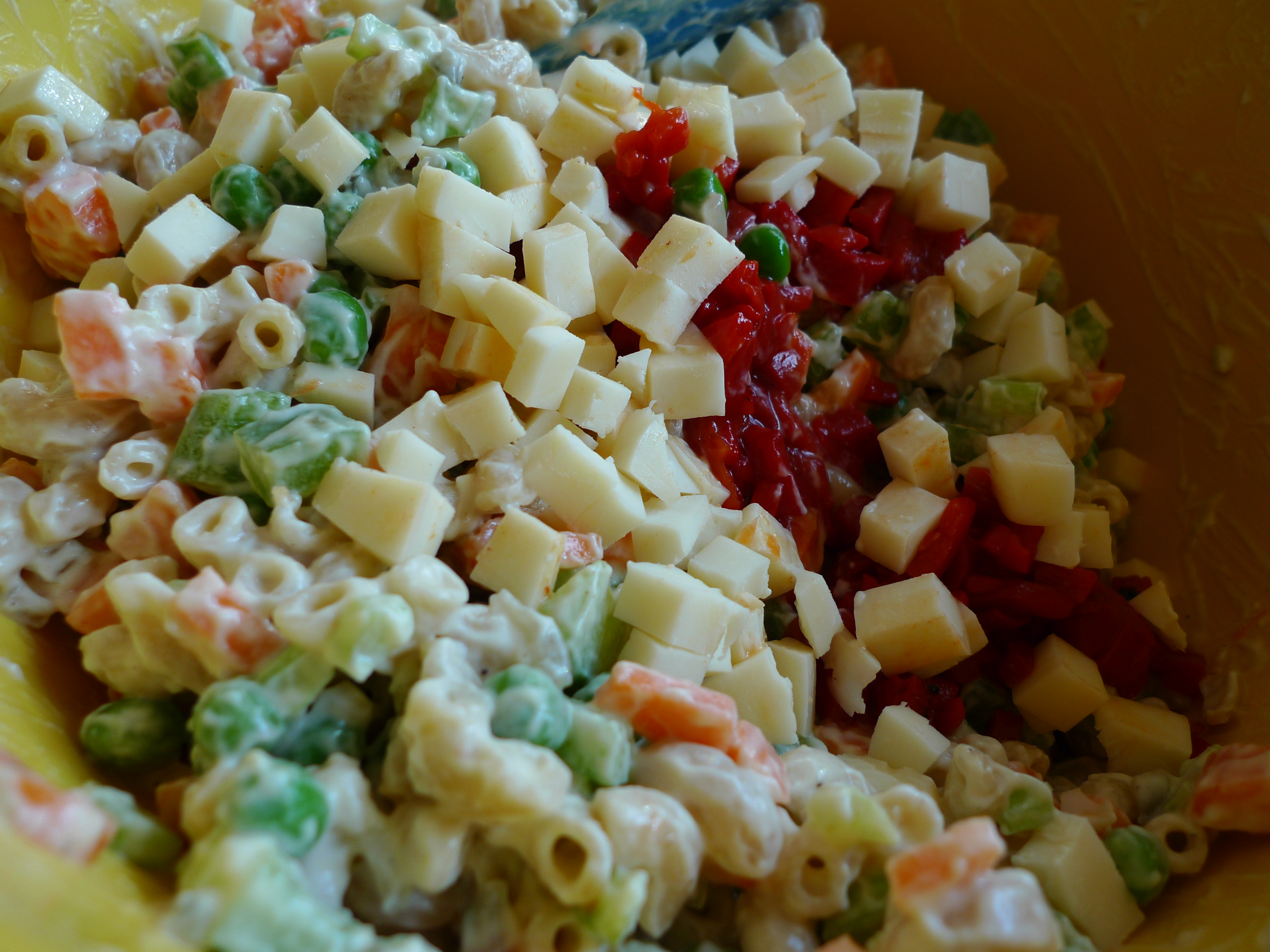 Salad recipes for salad bar